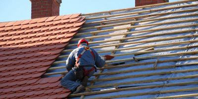 roof repairs Wichenford